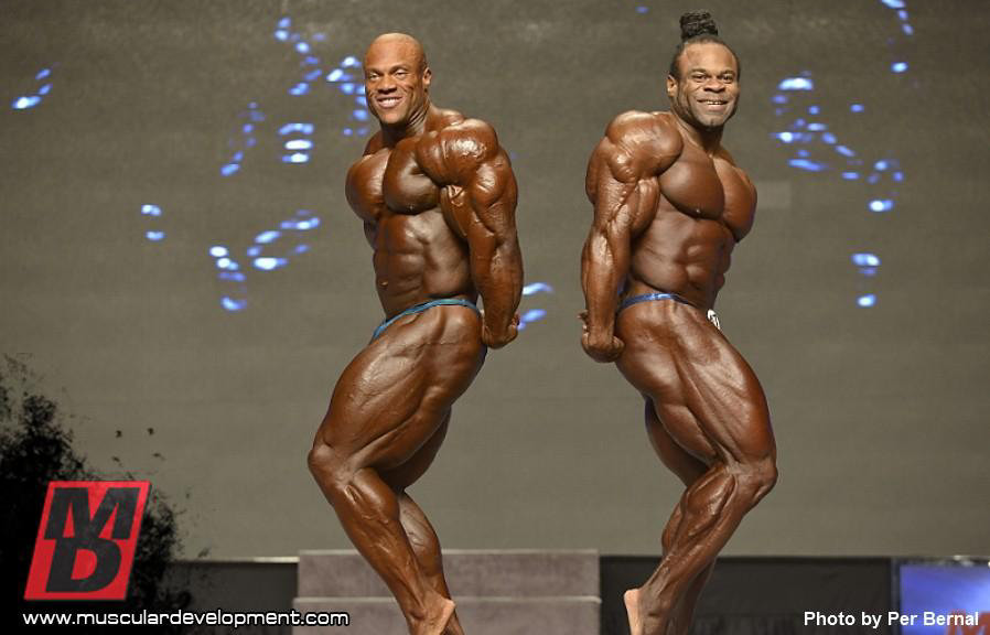 Kai Greene Phil...