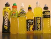 Napoje izotoniczne i woda
